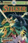 Stalker #3 comic books for sale
