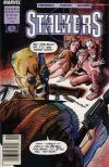 Stalkers #8 comic books - cover scans photos Stalkers #8 comic books - covers, picture gallery
