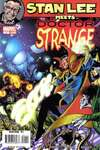 Stan Lee Meets Doctor Strange comic books