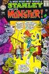 Stanley & His Monster comic books