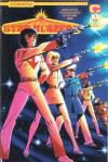 Star Blazers comic books