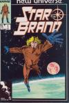 Star Brand comic books