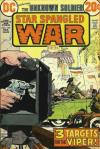 Star Spangled War Stories #167 Comic Books - Covers, Scans, Photos  in Star Spangled War Stories Comic Books - Covers, Scans, Gallery