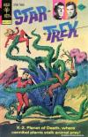 Star Trek #29 comic books - cover scans photos Star Trek #29 comic books - covers, picture gallery