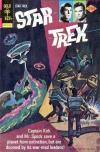 Star Trek #37 comic books - cover scans photos Star Trek #37 comic books - covers, picture gallery