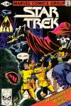 Star Trek #4 comic books - cover scans photos Star Trek #4 comic books - covers, picture gallery