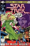 Star Trek #5 comic books - cover scans photos Star Trek #5 comic books - covers, picture gallery