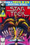 Star Trek #7 comic books - cover scans photos Star Trek #7 comic books - covers, picture gallery
