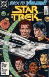 Star Trek #36 comic books - cover scans photos Star Trek #36 comic books - covers, picture gallery