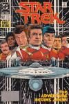 Star Trek comic books