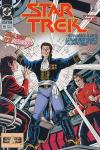 Star Trek #45 comic books - cover scans photos Star Trek #45 comic books - covers, picture gallery