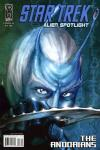 Star Trek: Alien Spotlight: Andorians Comic Books. Star Trek: Alien Spotlight: Andorians Comics.