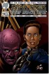 Star Trek: Deep Space Nine #18 comic books - cover scans photos Star Trek: Deep Space Nine #18 comic books - covers, picture gallery