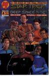 Star Trek: Deep Space Nine #4 comic books - cover scans photos Star Trek: Deep Space Nine #4 comic books - covers, picture gallery
