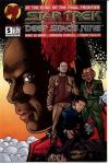 Star Trek: Deep Space Nine #5 comic books - cover scans photos Star Trek: Deep Space Nine #5 comic books - covers, picture gallery