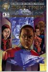 Star Trek: Deep Space Nine #6 comic books - cover scans photos Star Trek: Deep Space Nine #6 comic books - covers, picture gallery