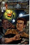 Star Trek: Deep Space Nine #8 comic books - cover scans photos Star Trek: Deep Space Nine #8 comic books - covers, picture gallery