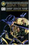 Star Trek: Deep Space Nine #9 comic books - cover scans photos Star Trek: Deep Space Nine #9 comic books - covers, picture gallery