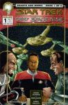 Star Trek: Deep Space Nine Hearts and Minds comic books