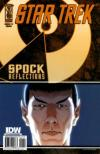 Star Trek: Spock: Reflections Comic Books. Star Trek: Spock: Reflections Comics.