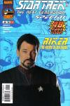Star Trek: The Next Generation - Riker Comic Books. Star Trek: The Next Generation - Riker Comics.