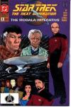 Star Trek: The Next Generation - The Modala Imperative comic books