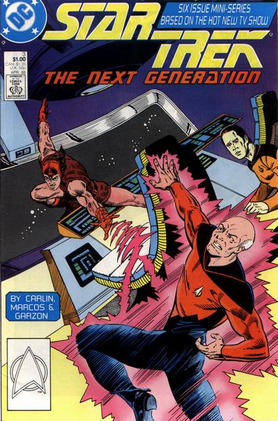 Star Trek: The Next Generation #3 comic books for sale