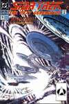 Star Trek: The Next Generation #16 comic books - cover scans photos Star Trek: The Next Generation #16 comic books - covers, picture gallery