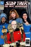 Star Trek: The Next Generation #21 Comic Books - Covers, Scans, Photos  in Star Trek: The Next Generation Comic Books - Covers, Scans, Gallery