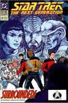 Star Trek: The Next Generation #22 comic books - cover scans photos Star Trek: The Next Generation #22 comic books - covers, picture gallery