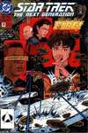 Star Trek: The Next Generation #32 comic books - cover scans photos Star Trek: The Next Generation #32 comic books - covers, picture gallery