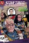 Star Trek: The Next Generation #33 comic books - cover scans photos Star Trek: The Next Generation #33 comic books - covers, picture gallery