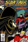 Star Trek: The Next Generation #78 comic books - cover scans photos Star Trek: The Next Generation #78 comic books - covers, picture gallery