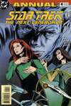 Star Trek: The Next Generation #4 comic books - cover scans photos Star Trek: The Next Generation #4 comic books - covers, picture gallery