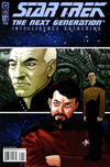 Star Trek: The Next Generation: Intelligence Gathering comic books