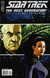 Star Trek: The Next Generation: Intelligence Gathering #4 comic books for sale