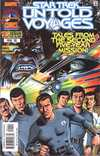 Star Trek: Untold Voyages comic books
