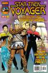 Star Trek: Voyager #3 comic books - cover scans photos Star Trek: Voyager #3 comic books - covers, picture gallery