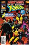 Star Trek/X-Men: 2nd Contact comic books
