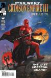 Star Wars: Crimson Empire III - Empire Lost Comic Books. Star Wars: Crimson Empire III - Empire Lost Comics.