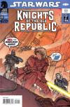 Star Wars: Knights of the Old Republic #22 comic books - cover scans photos Star Wars: Knights of the Old Republic #22 comic books - covers, picture gallery