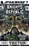 Star Wars: Knights of the Old Republic #27 comic books for sale