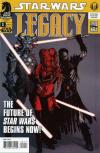 Star Wars: Legacy comic books
