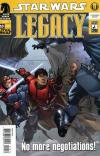 Star Wars: Legacy #10 comic books for sale