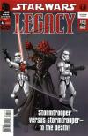 Star Wars: Legacy #4 comic books for sale