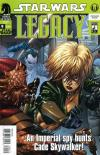 Star Wars: Legacy #9 comic books for sale