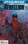Star Wars: Rebellion #4 comic books for sale