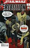 Star Wars: Rebellion #6 comic books - cover scans photos Star Wars: Rebellion #6 comic books - covers, picture gallery