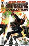 Star Wars: Shadows of the Empire - Evolution Comic Books. Star Wars: Shadows of the Empire - Evolution Comics.