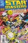 Starmasters #1 comic books - cover scans photos Starmasters #1 comic books - covers, picture gallery